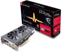 Sapphire 11266-04-20G PULSE Radeon RX 570 4GD5 Graphics Card
